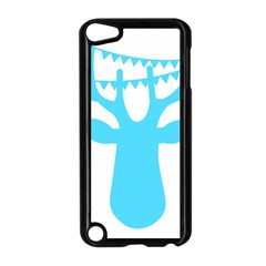 Party Deer With Bunting Apple iPod Touch 5 Case (Black)