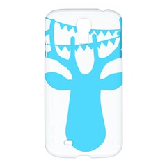 Party Deer With Bunting Samsung Galaxy S4 I9500/I9505 Hardshell Case