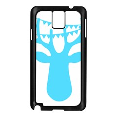 Party Deer With Bunting Samsung Galaxy Note 3 N9005 Case (Black)
