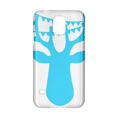 Party Deer With Bunting Samsung Galaxy S5 Hardshell Case