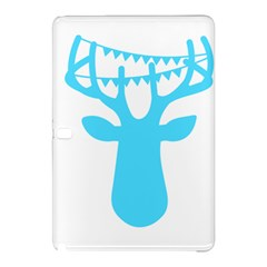 Party Deer With Bunting Samsung Galaxy Tab Pro 10.1 Hardshell Case