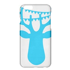 Party Deer With Bunting Apple iPhone 6 Plus/6S Plus Hardshell Case