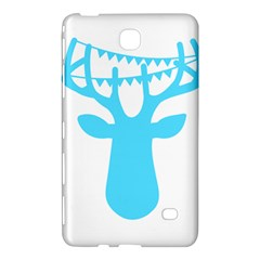 Party Deer With Bunting Samsung Galaxy Tab 4 (8 ) Hardshell Case