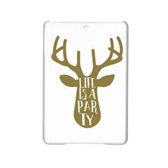 Life Is A Party Buck Deer iPad Mini 2 Hardshell Cases