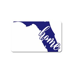 Florida Home  Magnet (Name Card)