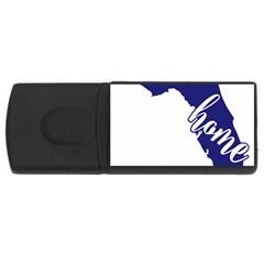 Florida Home  USB Flash Drive Rectangular (4 GB)