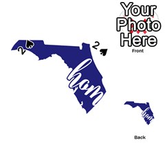Florida Home  Playing Cards 54 (heart)