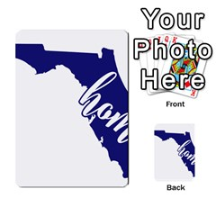 Florida Home  Multi-purpose Cards (Rectangle)
