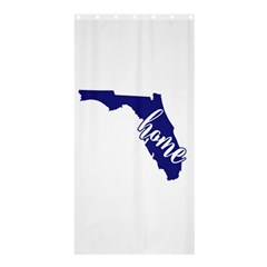 Florida Home  Shower Curtain 36  X 72  (stall)