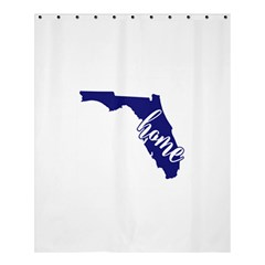 Florida Home  Shower Curtain 60  X 72  (medium)