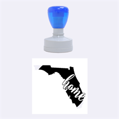 Florida Home  Rubber Round Stamps (Medium)