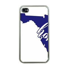 Florida Home  Apple iPhone 4 Case (Clear)