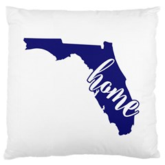 Florida Home  Large Flano Cushion Cases (two Sides)