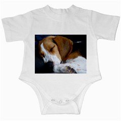 Beagle Sleeping Infant Creepers