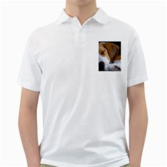 Beagle Sleeping Golf Shirts