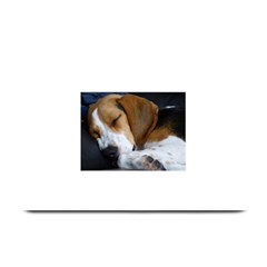 Beagle Sleeping Plate Mats