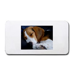Beagle Sleeping Medium Bar Mats