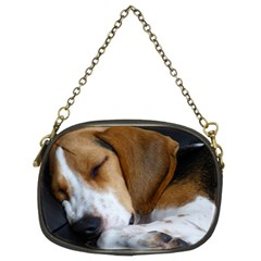 Beagle Sleeping Chain Purses (Two Sides)