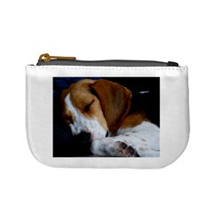 Beagle Sleeping Mini Coin Purses
