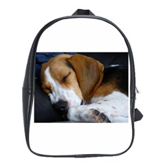 Beagle Sleeping School Bags(Large)