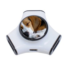 Beagle Sleeping 3-Port USB Hub
