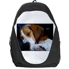 Beagle Sleeping Backpack Bag
