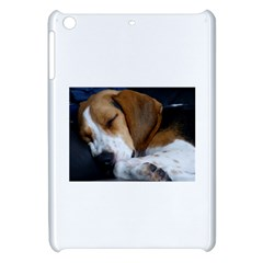 Beagle Sleeping Apple iPad Mini Hardshell Case