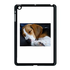 Beagle Sleeping Apple iPad Mini Case (Black)