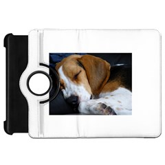 Beagle Sleeping Kindle Fire HD Flip 360 Case