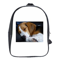 Beagle Sleeping School Bags (XL)
