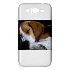 Beagle Sleeping Samsung Galaxy Mega 5.8 I9152 Hardshell Case