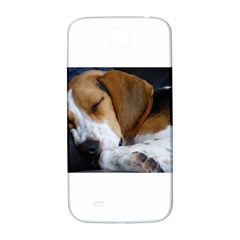 Beagle Sleeping Samsung Galaxy S4 I9500/I9505  Hardshell Back Case