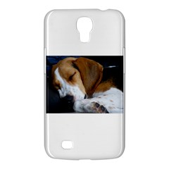 Beagle Sleeping Samsung Galaxy Mega 6.3  I9200 Hardshell Case