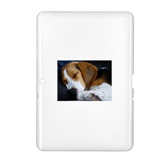 Beagle Sleeping Samsung Galaxy Tab 2 (10.1 ) P5100 Hardshell Case