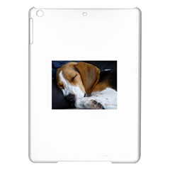 Beagle Sleeping iPad Air Hardshell Cases