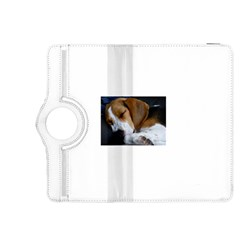 Beagle Sleeping Kindle Fire HDX 8.9  Flip 360 Case
