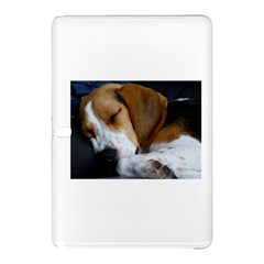Beagle Sleeping Samsung Galaxy Tab Pro 10.1 Hardshell Case