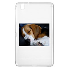 Beagle Sleeping Samsung Galaxy Tab Pro 8.4 Hardshell Case