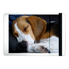 Beagle Sleeping Samsung Galaxy Tab Pro 10.1  Flip Case