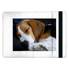 Beagle Sleeping Samsung Galaxy Tab Pro 12.2  Flip Case