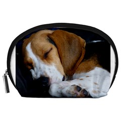 Beagle Sleeping Accessory Pouches (Large)