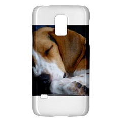 Beagle Sleeping Galaxy S5 Mini