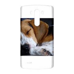 Beagle Sleeping LG G3 Back Case
