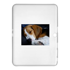 Beagle Sleeping Samsung Galaxy Tab 4 (10.1 ) Hardshell Case