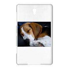 Beagle Sleeping Samsung Galaxy Tab S (8.4 ) Hardshell Case