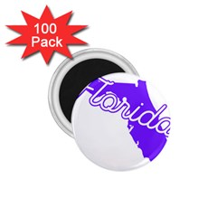 FLorida Home State Pride 1.75  Magnets (100 pack)
