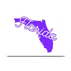 FLorida Home State Pride Plate Mats