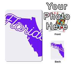 FLorida Home State Pride Multi-purpose Cards (Rectangle)
