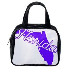 FLorida Home State Pride Classic Handbags (One Side)