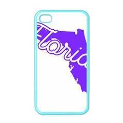 FLorida Home State Pride Apple iPhone 4 Case (Color)